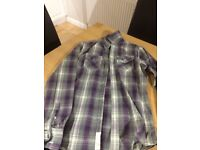 Superdry shirt mens XL