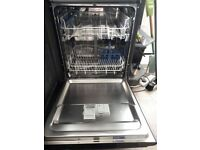 Black Indesit Dishwasher- Excellent condition! £85