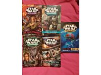 Star Wars Books Job Lot