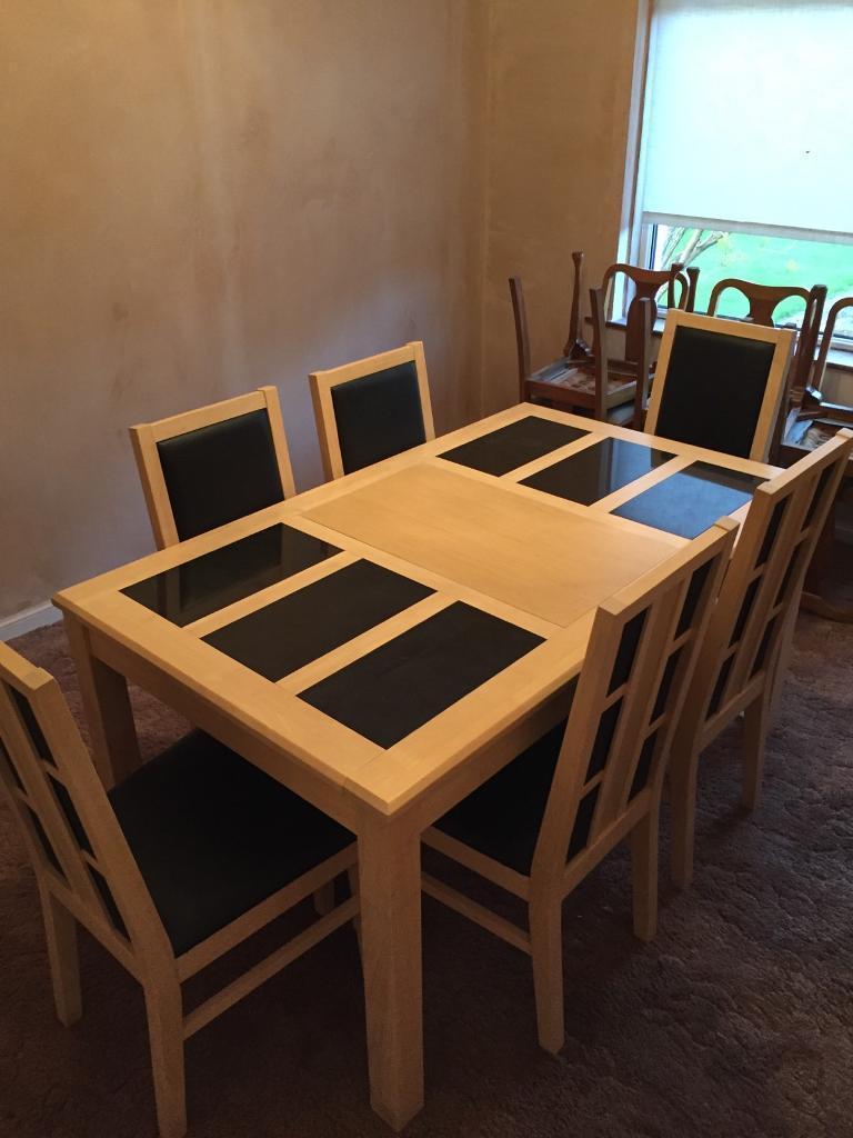 Homebase Georgia Dining Table Chairs