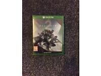 Xbox one game destiny 2 brand new sealed
