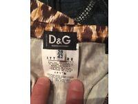 Genuine Designer D&G skirt
