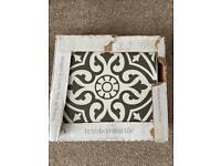"British Ceramic ""Devonstone"" tiles"