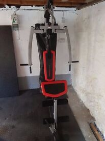 WEIDER 49901 MULTIGYM PLUS OTHER BOXING EQUIPMENT - GYM - COLLECT FROM PLYMOUTH