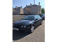X type Jaguar black rare 4x4