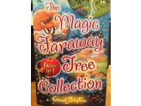 Children's chapter book: The Magic Faraway Tree by Enid Blyton