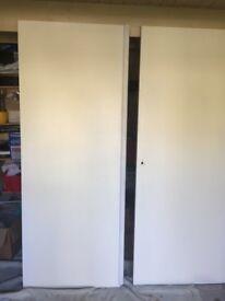 Fire doors X 4