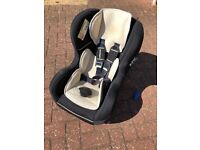 Child car seat - mothercare