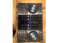 Native Instruments - Traktor Kontrol S4 DJ Mixing Desk