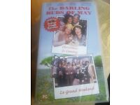 The Darling Buds of May VHS TAPE
