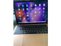 Apple MacBook Air 2019 rose gold