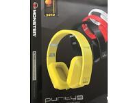 Nokia monster Bluetooth headphones BH-940 purity pro