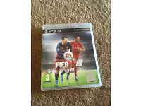 PS3 game Fifa 16