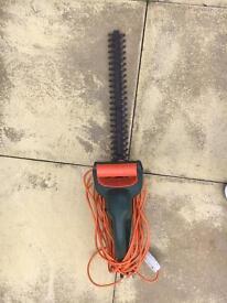 41cm Black & Decker Hedge Trimmer