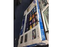 Samsung ue55h6400 broken screen led smart tv
