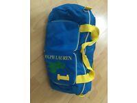 Ralph Lauren Foldable Duffle Bag