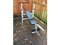 York weights bench