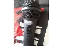 GYC GS720 Dynamic Microphone Mic Live Music Gig Ready Shure Style quality studio
