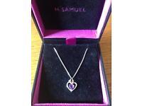 H. Samuel necklace