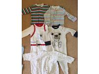 3-6 months baby boy clothes excellent condition