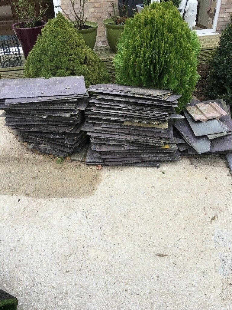 Welsh Roof Slates (Free)