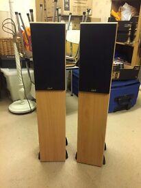Gale 3030 floorstanding speakers - Pair. Great condition