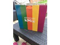 Brand New Kenwood kmix toaster 2 slice still in the box orange in colour