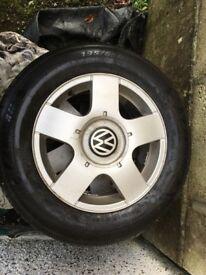 Set of 4 Alloy Wheels