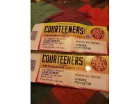 4 x tickets Courteeners and The Charlatans Sat 27th May