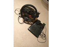 Logitech Driving Force GT - Force feedback steering wheel and pedals for PS2,PS3 and PC