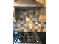 Gas Hob and extractor