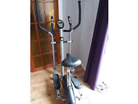 Cross Trainer +Exercise Bike 2 in 1 for sale!!