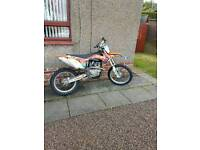 Ktm450 sxf swaps or offers