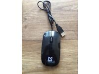 Defender USB wired mouse