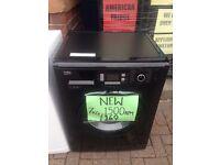 BEKO 7KG WASHING MACHINE BLACK NEW GRADED