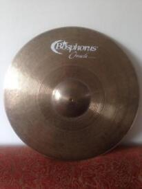 "Bosphorus Oracle Series 22"" ride cymbal"