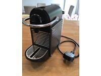 Nespresso Pixie Krups coffee machine