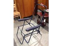 Sun lounger chair frame