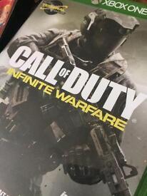 Call of duty infinite warfare xb1