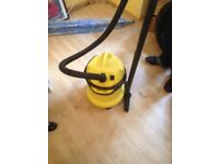 Katcher wet and dry vacuum cleaner