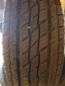4 PNEUS ETE - 265 65 17 TOYO - SUMMER TIRES
