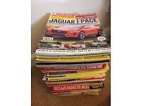 Job lot Autocar magazines 80 plus copies