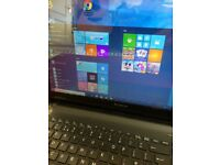 SONY VAIO 15.6INCH TOUCHSCREEN LAPTOP I5 PROCESSOR AND 128GB SSD HD FULL WORKING ORDER **MAY SWAP**
