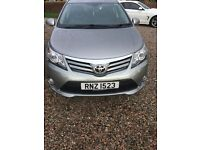 Toyota Avensis 2012. One owner from new.