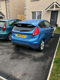 2012 Ford Fiesta Zetec S with Street Pack