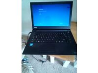 Toshiba Satellite laptop still under warrenty