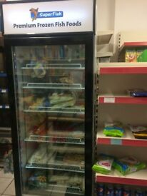 BARGAIN DISPLAY FRIDGE FREEZER