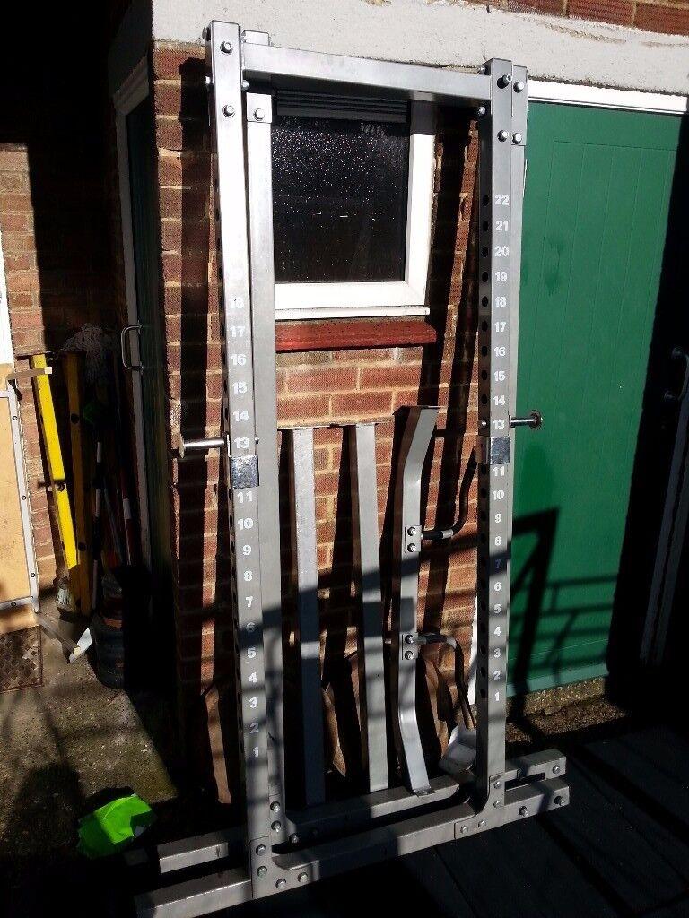 Powertec Power Rack Cage