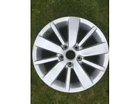 Vw Golf 16 inch alloy wheel