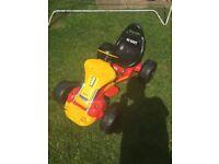 Kids go cart